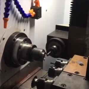 CJK6140缝纫机旋梭数控车床
